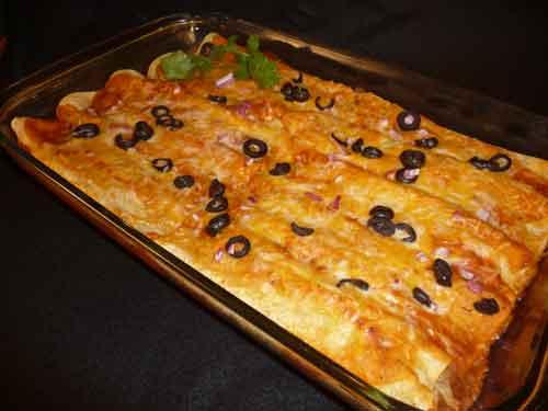 Cheese enchilada recipes