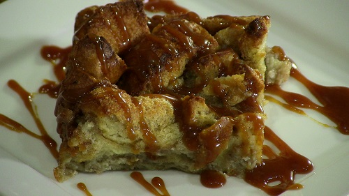 Bread Pudding – Holiday Dessert Recipe