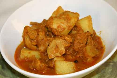 Indian Food Vindaloo Recipe