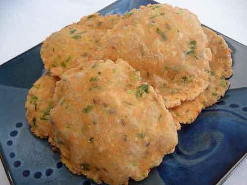 Gluten Free Rainbow Puri Recipe Indian Flatbreadindian
