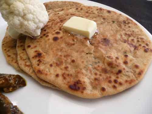 Cauli Flower Parotta Recipe