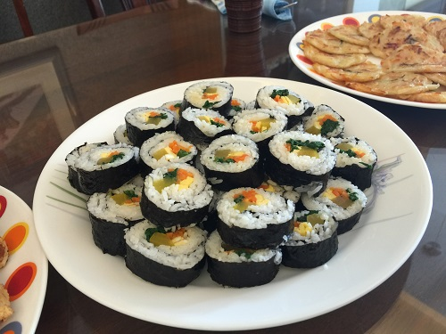 Kimbap (aka Gimbap) – Korean Sushi Recipe