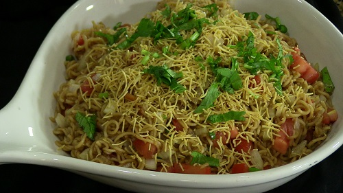 Noodle Bhel Recipe – A Quick Snack