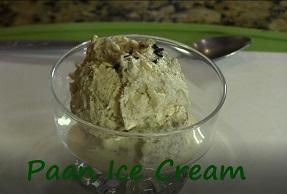 Paan Ice Cream, Easy Dessert Hack