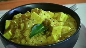 Paneer (Panir) Coconut Curry