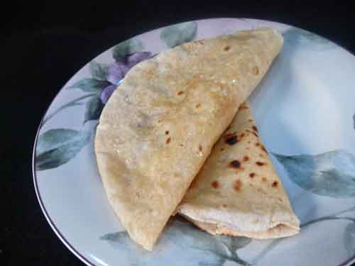 Roti Recipe (Rotli Recipe)