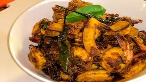 Shrimp  (Prawn) Roast