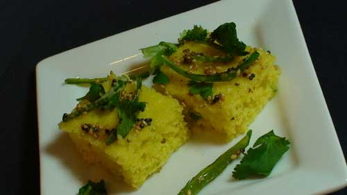 Dhokla Recipe