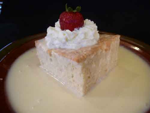 Tres Leches Cake, A Mexican Dessert by Show Me The Curry,indian recipe ...