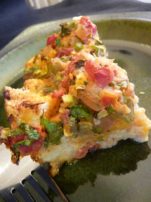 How to make Vegetable and Egg Casserole - Breakfast Brunch Recipe ...