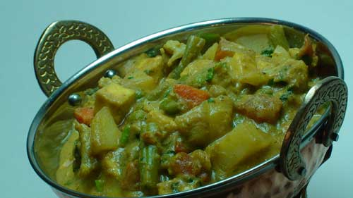 How to make vegetable korma indian cuisine by show me the curry how to make vegetable korma indian cuisine by show me the curryindian recipe cooking videos recipe videos forumfinder Gallery