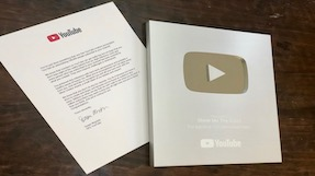 The wait is over…Thank you, YouTube!